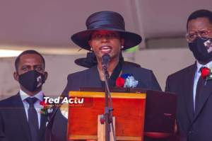 Haïti-Assassinat de Jovenel Moïse : Martine Moïse rêve du Palais National
