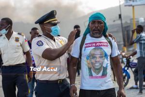 Haïti-Tension à Cap-Haïtien : Le cortège du Directeur Général a.i de la PNH attaqué une 2ème fois, des journalistes agressés