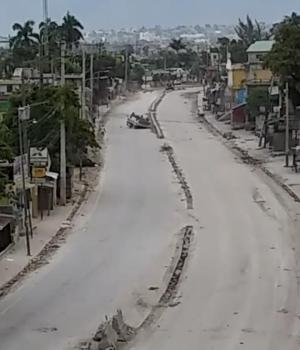 Haiti: Martissant sent le sang