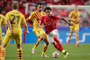 Football- LDC : Battu 3-0 par le Benfica, le Barça trépasse, l'avenir de Kœman dans l'impasse