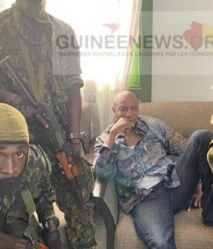 Guinée-Conakry : Coup d'État contre Alpha Condé