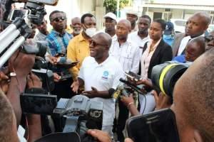 Haïti : le SEMANAH a pied d'œuvre