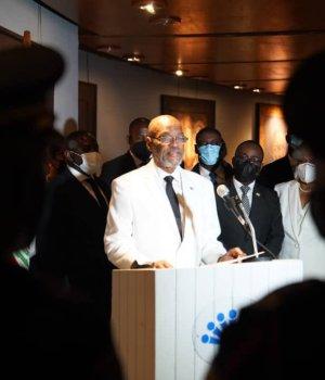 Haïti- Politique : Ariel Henry salue la memoire de Jean-Jacques Dessalines