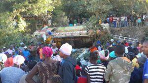 Haïti-Sécurité routière : 19 personnes tuées dans 34 accidents de la route en une semaine