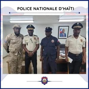 Haïti-Sécurité : Rotations au sein de la Police Nationale d'Haïti