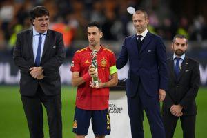 """Football : La France remporte la 2ème édition de la League des Nations grâce au duo """"Benzema-Mbappé"""""""