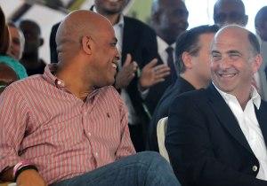 """Diplomatie : Kenneth Merten """"is back"""" à titre de Chargé d'Affaires des États-Unis en Haïti"""