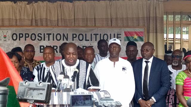 Velléités de non-tenue des élections de 2020 : L'opposition ...