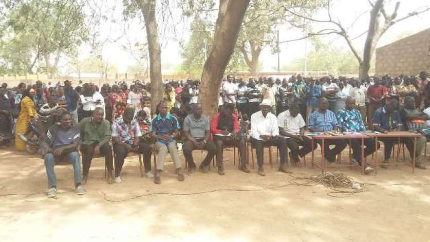 """Résultat de recherche d'images pour """"Application de l'IUTS sur les primes et indemnités des fonctionnaires au Burkina"""""""