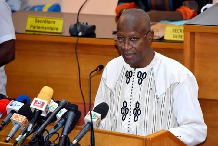 Burkina:  Voici l'intégralité du discours du Premier ministre sur la situation de la Nation