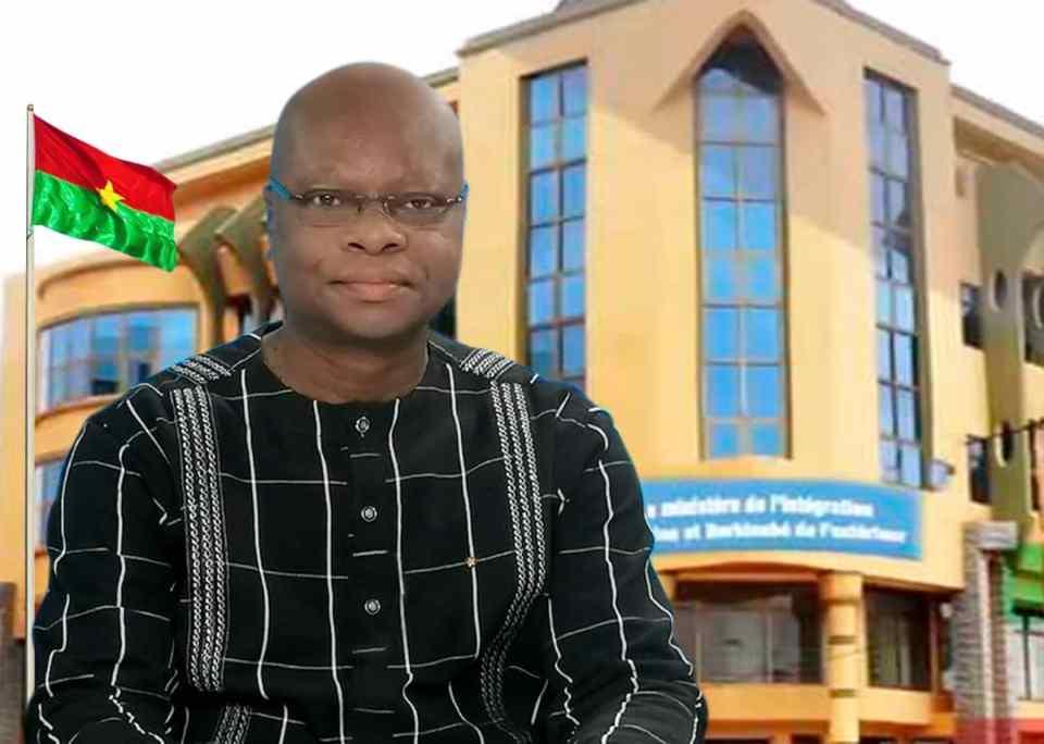 Commémoration de la journée de l'Afrique: Message de Paul Robert TIENDREBEOGO, ministre de l'Intégration africaine et des Burkinabè de l'extérieur