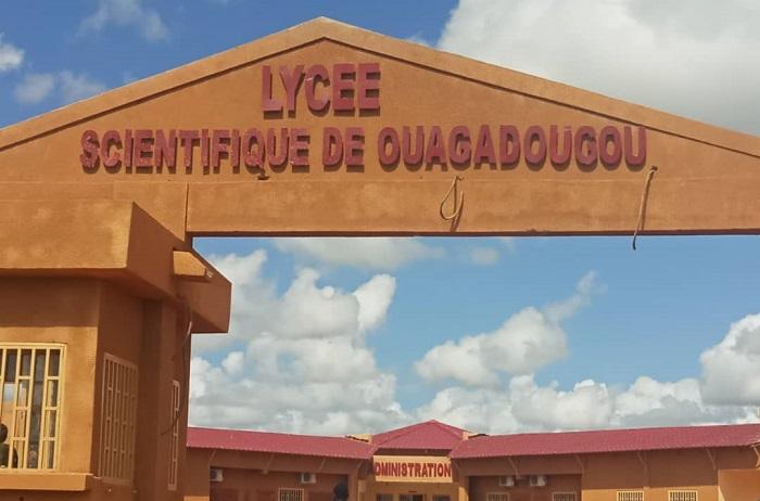 Education : Le lycée scientifique national de Ouagadougou s'installe dans ses nouveaux locaux - leFaso.net
