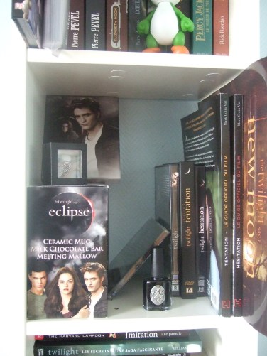 Dvd et goodies Twilight