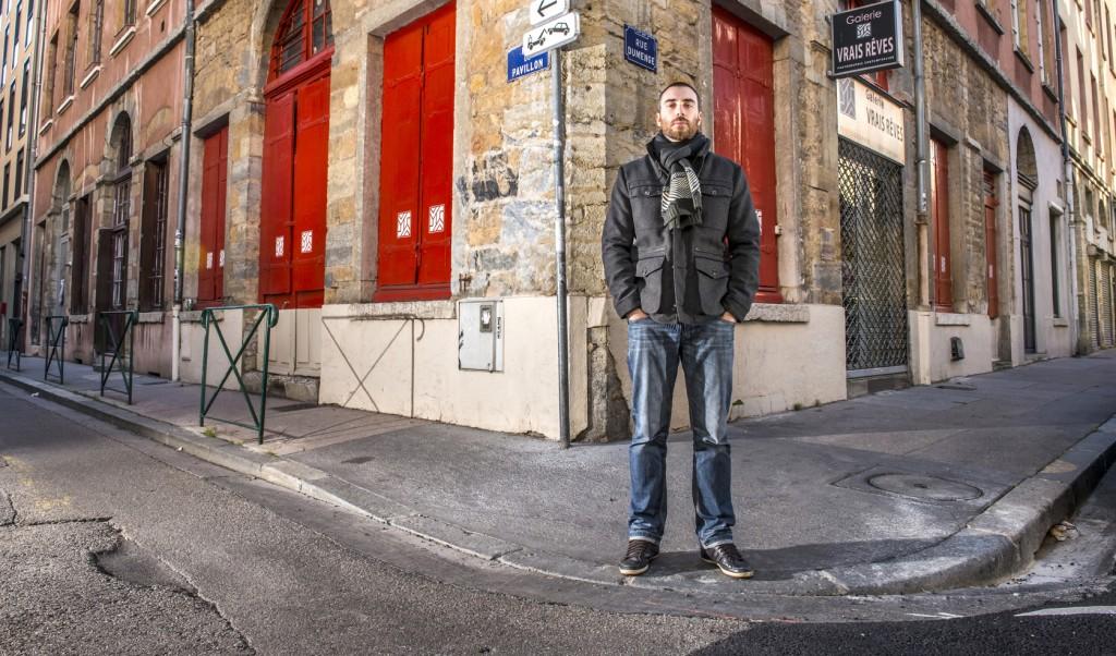 Ludovic Villard   Clos Dumenge, rue Dumenge    © Octo Kunst
