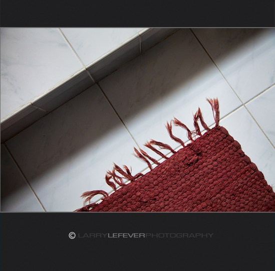 Bathroom rug
