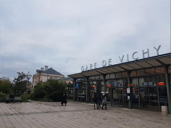 Gare de Vichy