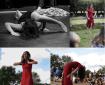 Extrait photo des Extrait premières représentations du spectacle de la compagnie Suspiri. Photo : Lucile Mouzac