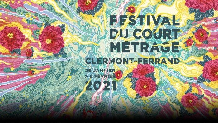 Cette année, l'affiche du festival a été réalisée par l'illustratrice japonaise Yuko Shimizu, membre du jury international en 2020. Crédit : Yuko Shimizu