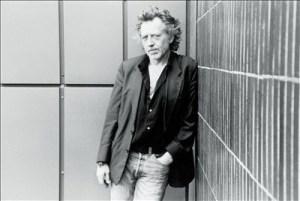 Ulf Lundell var ikke i sin beste form, da han traff Leffe i 1991. (Foto: All Music)