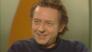 Ulf Lundell, fra et svensk tv-program 1992. (Foto: ôppet arkiv/SVT)