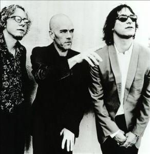 R.E.M. håper turné gir «Up» en ny opptur. (Foto: All Music)