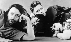 New Order (Foto: Richard Houghton/All Music)