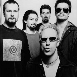 Faith No More i 1995 (Foto: Warner Music)