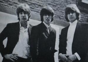 Walker Brothers sang ballader bedre enn noen andre. (Foto: Wikimedia Commons)