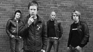 Johndoe dro til Fredrikstad for å spille inn sitt tredje album. Dette bildet er fra debuten i 2003. (Foto: NRK P3)