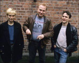 Jokke & Valentinerne ga ut sitt tredje album i 1990. Selvsagt fikk det tittelen «III». (Foto: Wikimedia Commons)