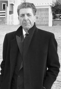 Leonard Cohen har dunket hodet i gulvet i fire år, før han fant fram til «The Future» (Foto: Wikimedia Commons)