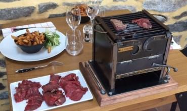 Le braséro un moyen convivial de déguster la viande