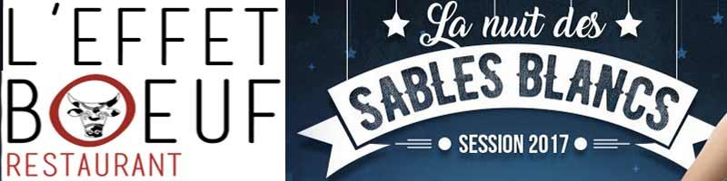 Nuit des Sables Blancs 2017 à Douarnenez