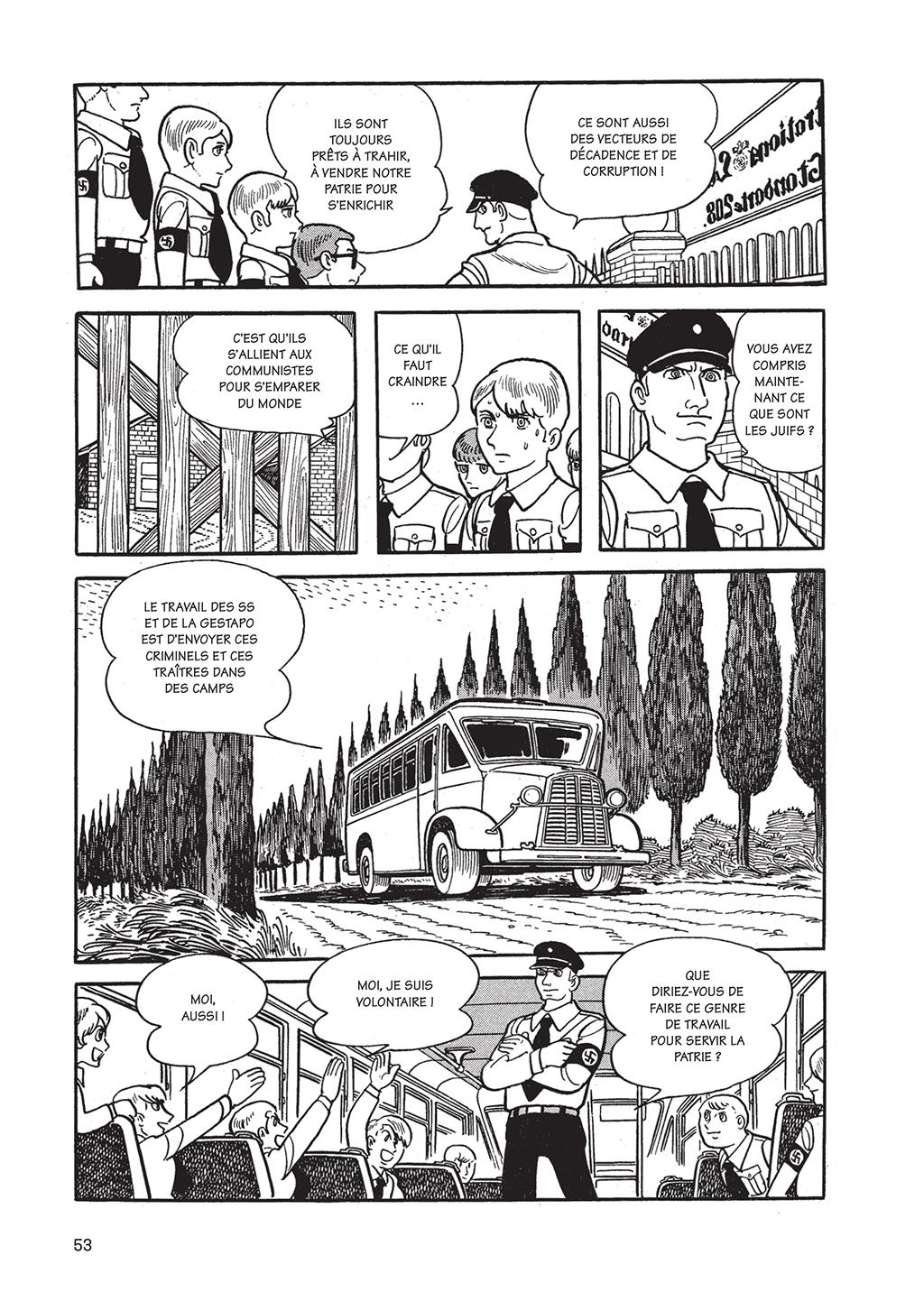 L Histoire Des 3 Adolf : histoire, adolf, L'histoire, Adolf,, Osamu, Tezuka,, Éditions, Delcourt