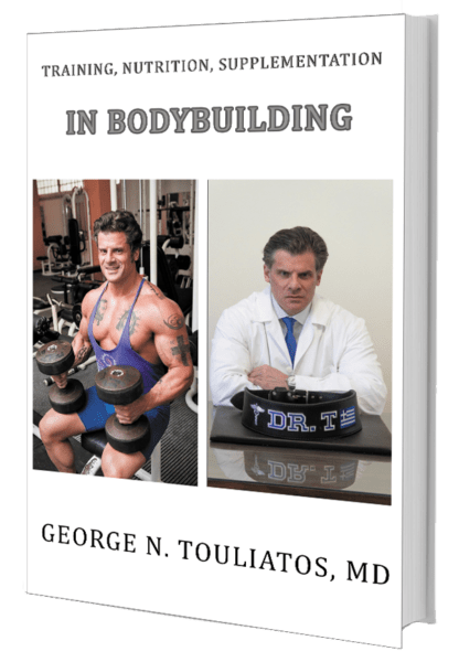 Training, Nutrition, Supplementation in Bodybuilding – George N. Touliatos