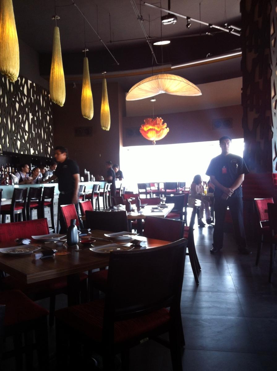 Domu Sushi Bar  Le Foodine