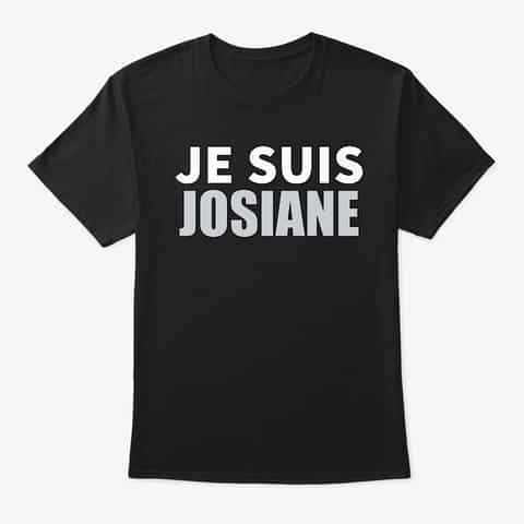t-shirt Je suis Josiane