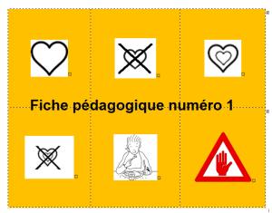 Fiche Pédagogique numéro 1 : aimer / ne pas aimer / préférer / détester