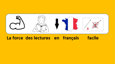 The power of reading in Easy French