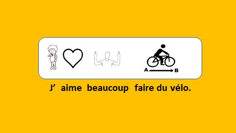 Faire du vélo – vidéo 114