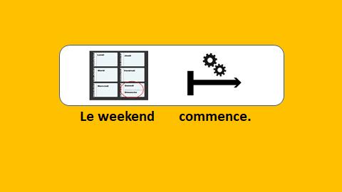 Le weekend commence – vidéo 156