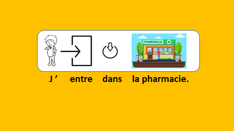 A la pharmacie - vidéo 157 du Français illustré