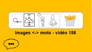 Images <-> Mots – vidéo 158