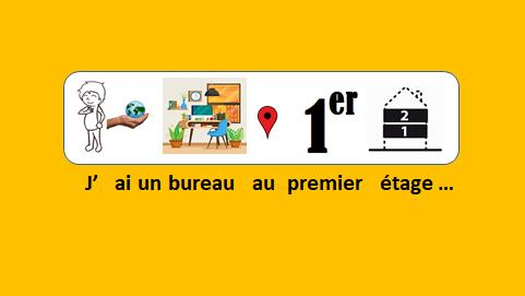 Travailler à la maison - vidéo 162 du Français illustré