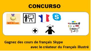 Gana lecciones de francés por Skype con el creador del Français illustré