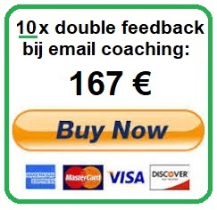 10 coaching double feedback by email