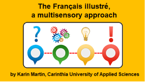 The Français illustré, a multisensory approach