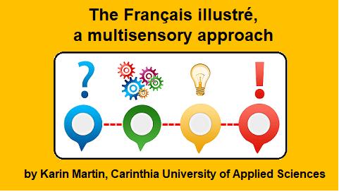 The Français illustré, a multisensory approach
