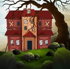 une très vieille maison