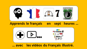 Learn basic French : 201 videos to really help you in 7 hours